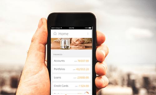 Mobile Banking Apps - Software-Lösungen | CREALOGIX e-banking