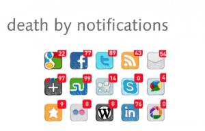 Apps mit zu vielen Notifications