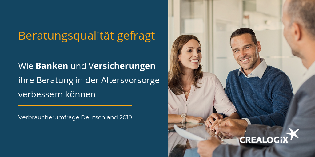 Customer Experience in ther Vorsorgeberatung
