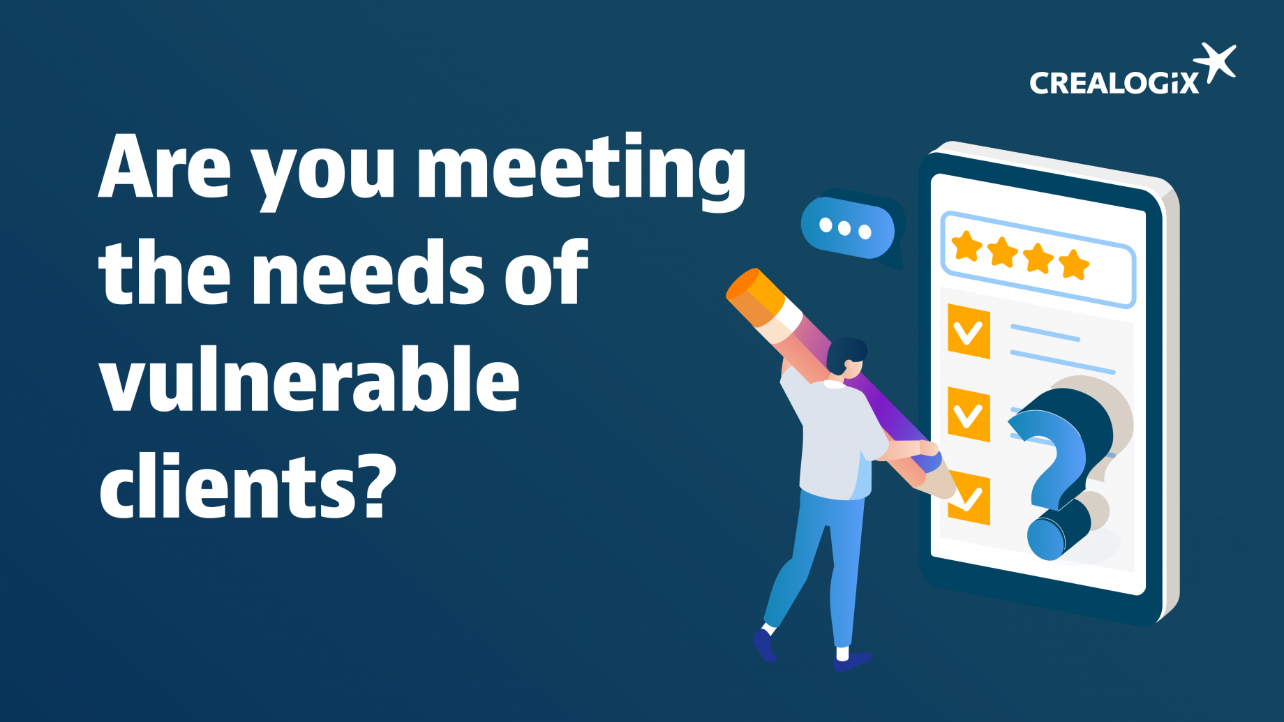 Are you meeting the needs of vulnerable clients?