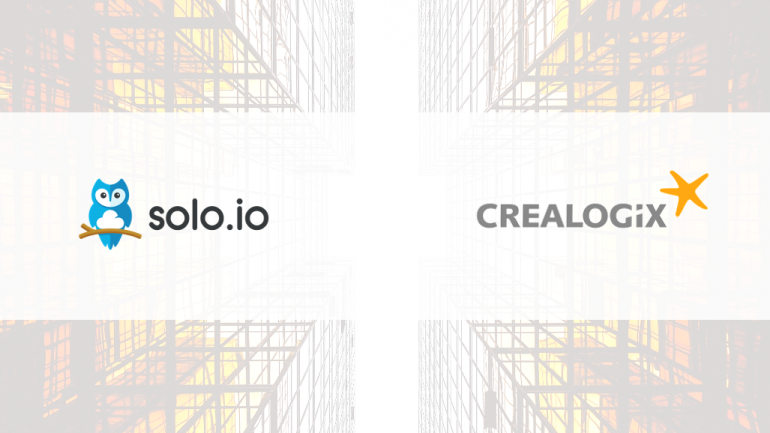 CREALOGIX and Solo.io partner to deliver a secure digital banking platform on the cloud
