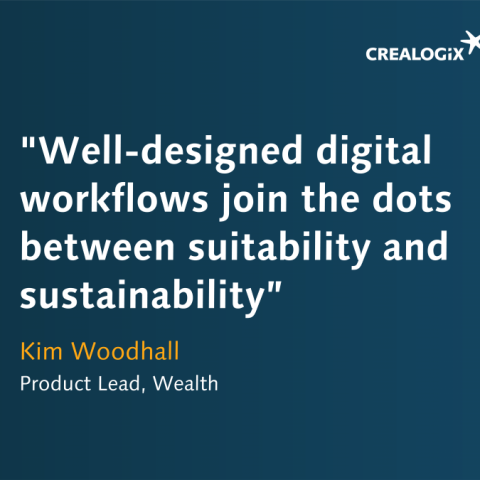 CREALOGIX Insights: Empowering Digital Wealth Clients with Impact Criteria