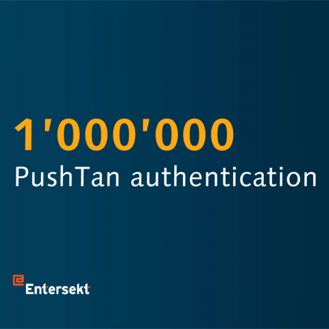 Simple, secure, fast: PushTAN authentication passes the one million mark