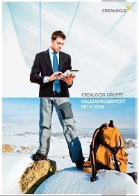 Halbjahresbericht 2013 / 2014 CREALOGIX