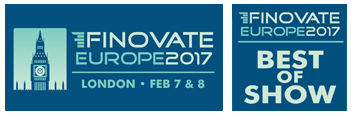 FinovateEurope 2017 – Best Of Show