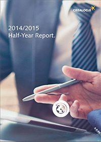 Half-Year Report 2014/2015